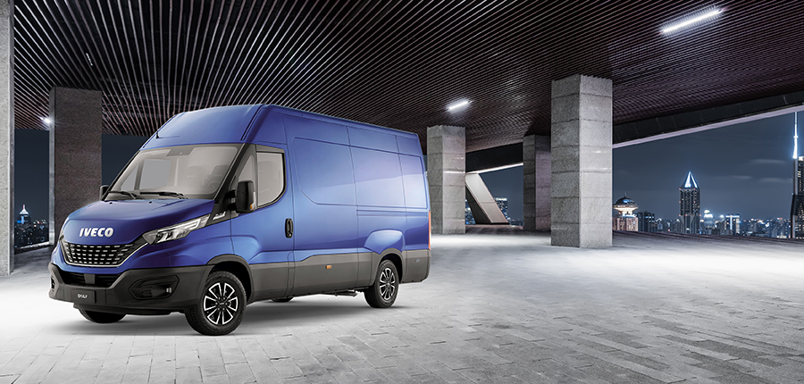 IVECO DAILY EXTENDED WARRANTY