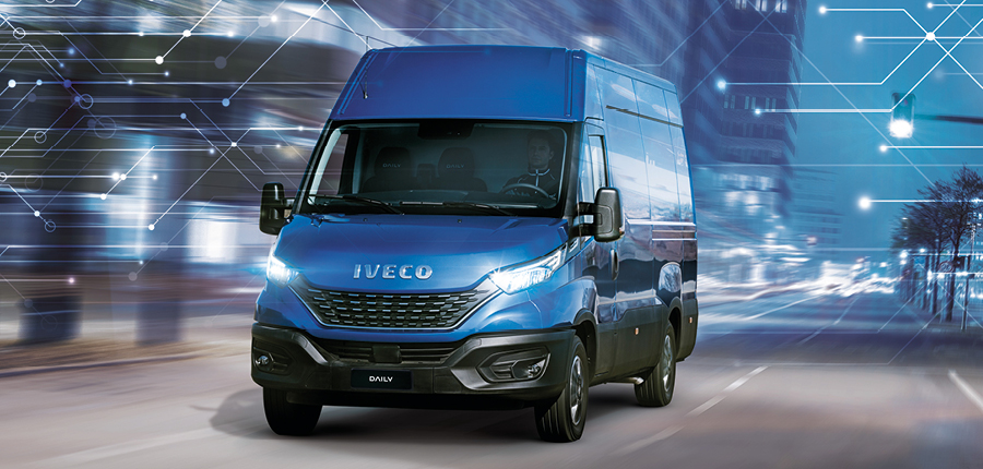 IVECO CONNECTED SERVICES