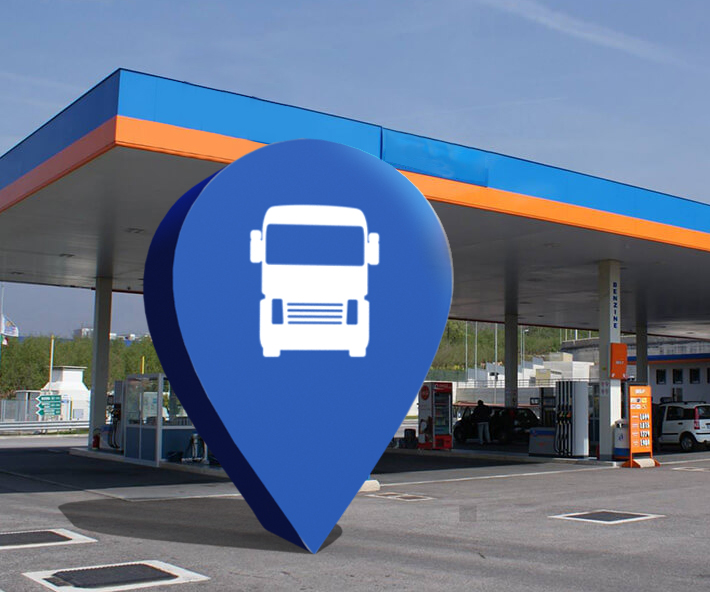 IVECO Gas Station
