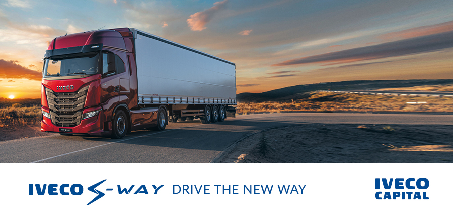 IVECO S-WAY DEFERRED PAYMENT
