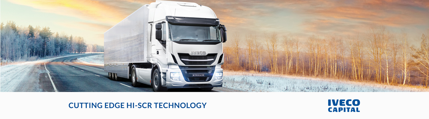 Stralis Tractor Unit Operating Lease