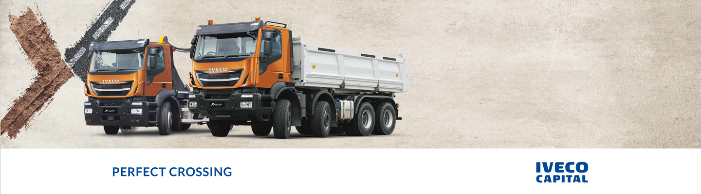 Stralis X-Way Hire Purchase