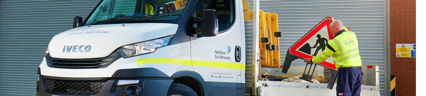 Northern Gas Networks boosts green credentials with additional IVECO Daily Natural Power LCVs