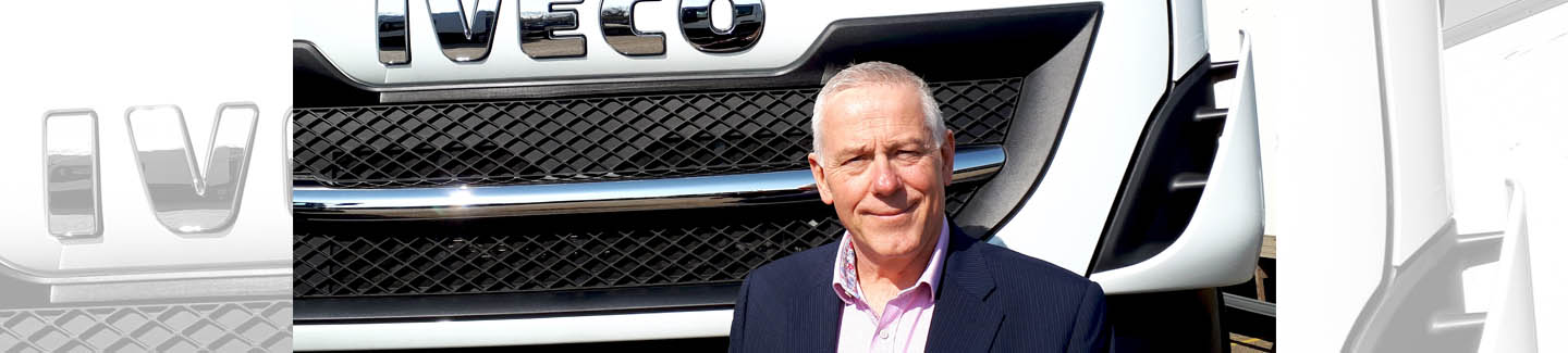 IVECO appoints new Heavy Business Line Director for UK and Ireland