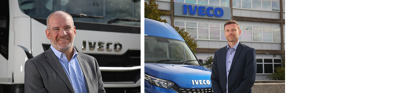 IVECO announces new senior appointments to lead LCV and truck business lines