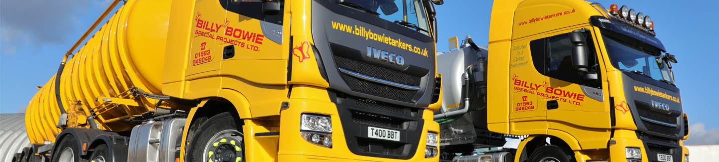 Billy Bowie Special Projects grows Stralis tractor fleet