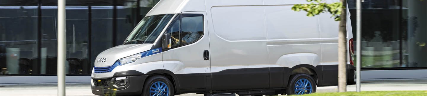 IVECO Daily Blue Power: the new sustainable range for unlimited access in urban areas