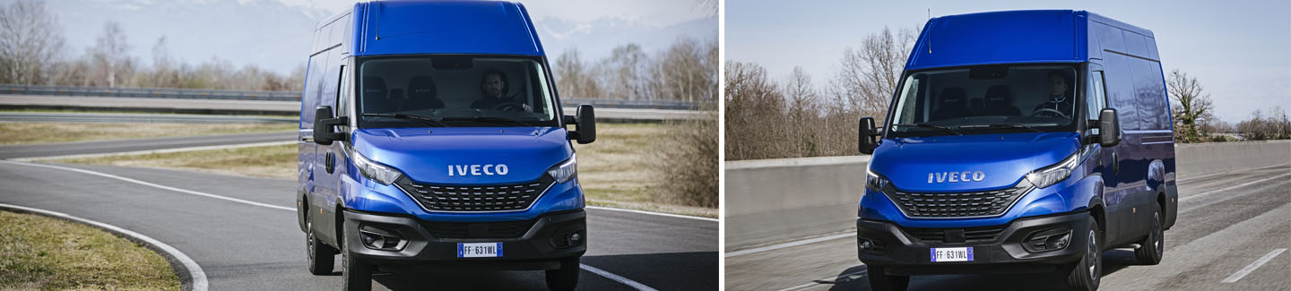 New Daily - the commercial vehicle that will Change your business perspective