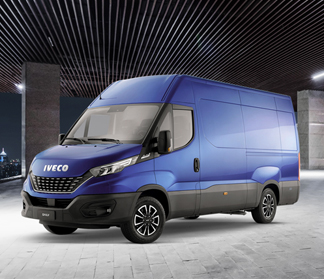 "<span style=""color: #3466cd;"">IVECO 