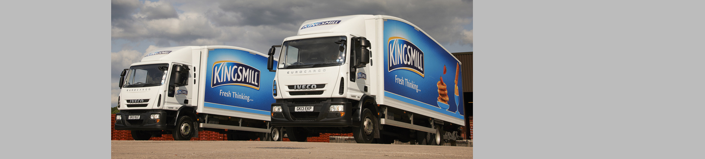 Eurocargo fleet rises to the challenge for Allied Bakeries