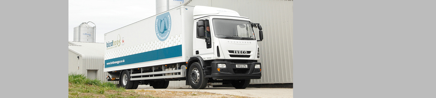 C&P Bird Bros hatch new 18 tonne Eurocargo