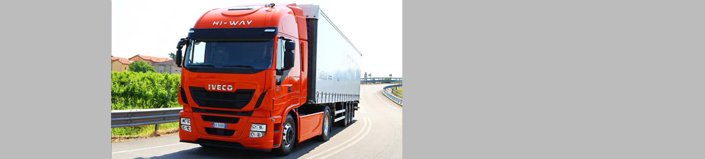 Iveco Stralis - Efficiency package offers an additional reduction in total operating costs