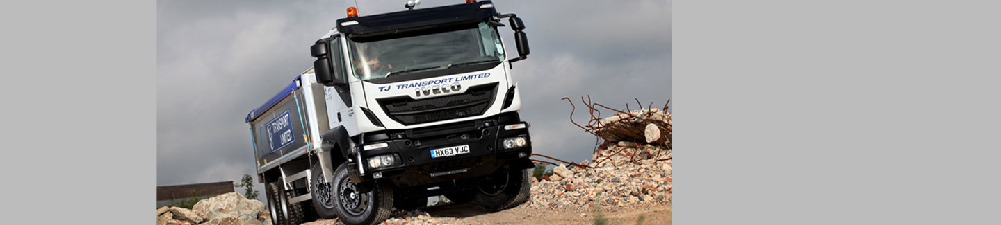 Iveco secures conquest order from TJ Transport for Trakker Hi-Land