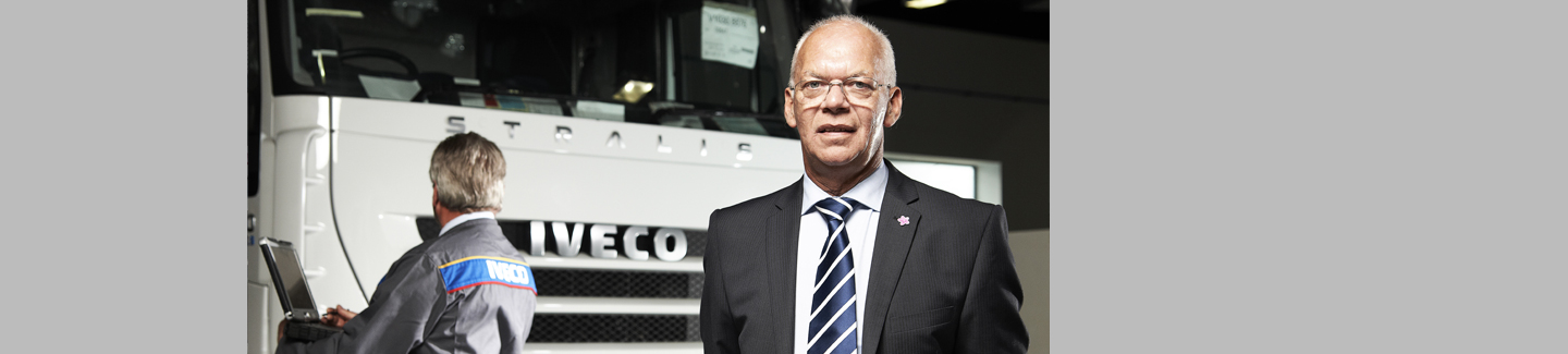 Iveco training school receives IMI Awards accreditation