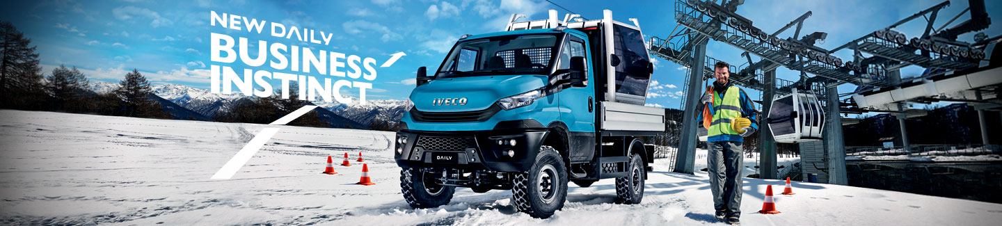 Daily 4x4 Iveco