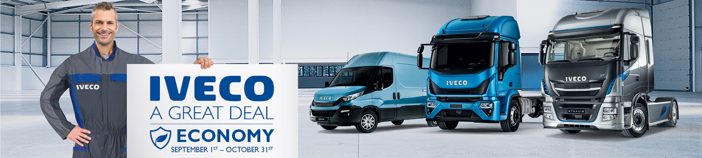 IVECO A GREAT DEAL